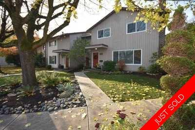 Ladner Townhouse:  3 bedroom