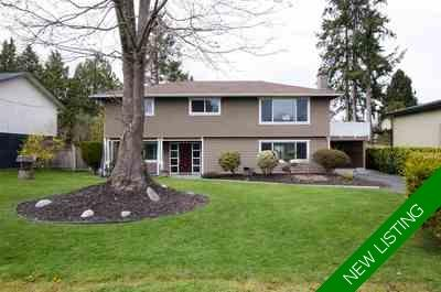 Tsawwassen Central House for sale:  5 bedroom 2,335 sq.ft. (Listed 2020-04-07)