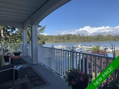 Ladner Condo for sale: River Watch 2 bedroom 1,126 sq.ft. (Listed 2020-09-15)