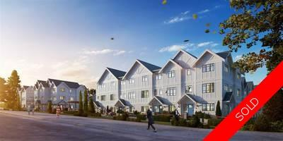 Surrey Townhouse for sale: Switch Townhomes 3 bedroom 15,067 sq.ft. (Listed 2018-06-27)